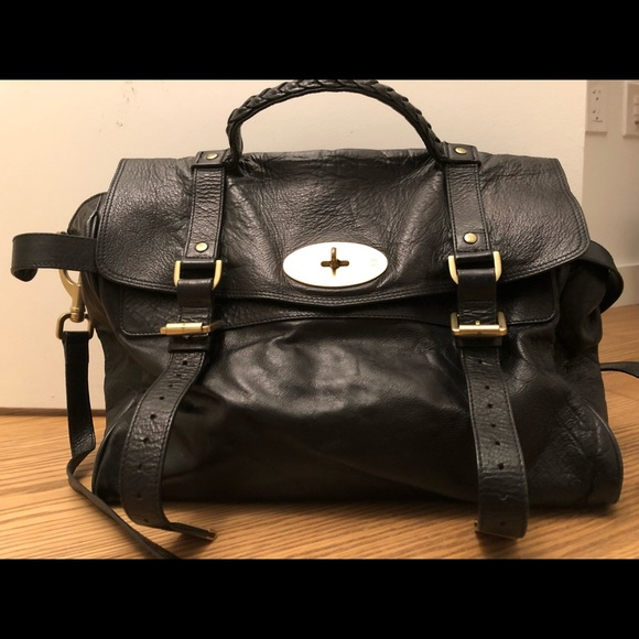 Mulberry Bags   Authentic Oversized Alexa   Poshmark b25030d58c